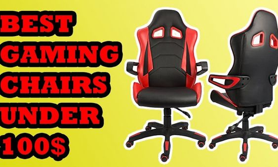 Super Best Gaming Chair Under 100 For 2018 Game In Style Pdpeps Interior Chair Design Pdpepsorg